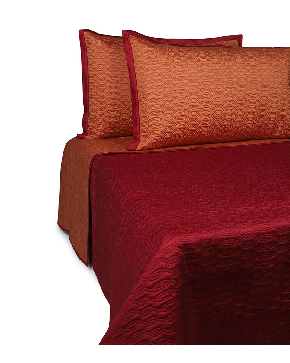 Alessa Bed Spread Pillow Cases