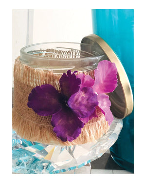 Scented Candle Jar