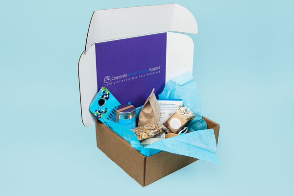 Mom & Baby Essentials Gift Box