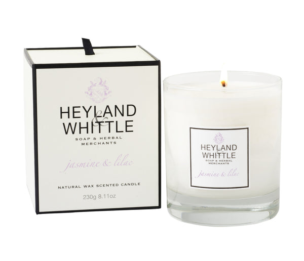 Jasmine & Lilac Candle