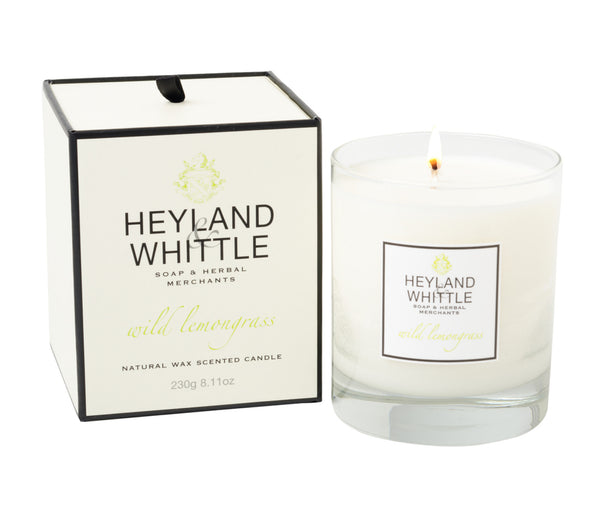 Wild Lemongrass Candle