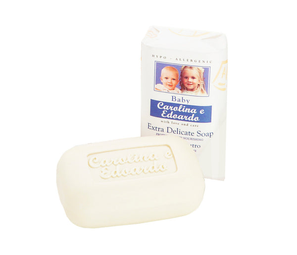 Carolina & Edoardo Baby Soap