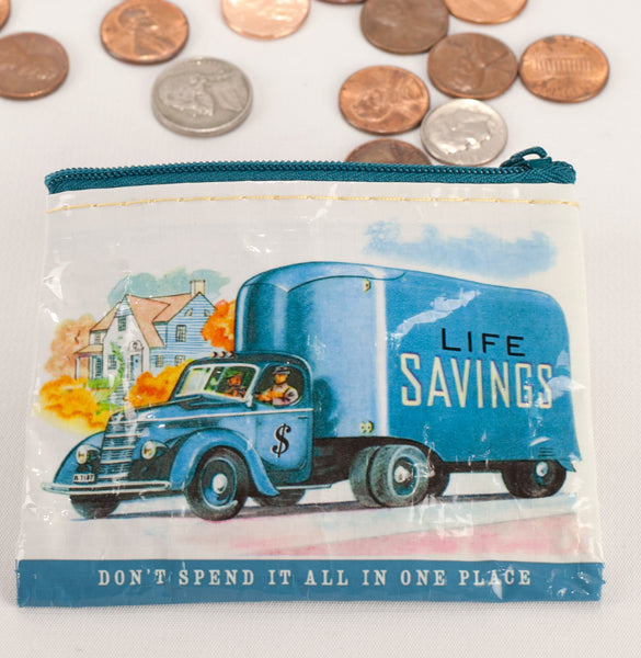 Life Savings Coin Purse QA523