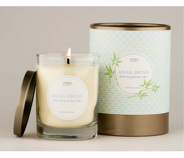 Asian Grove Candle