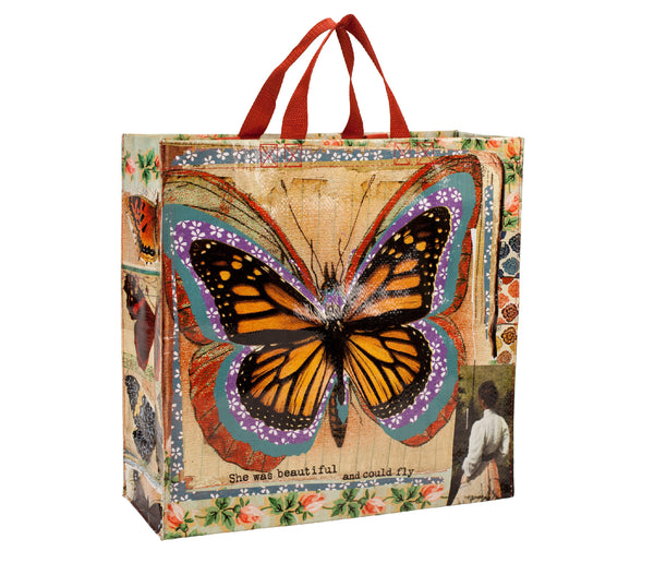Butterfly Monarchy Shopper QA398