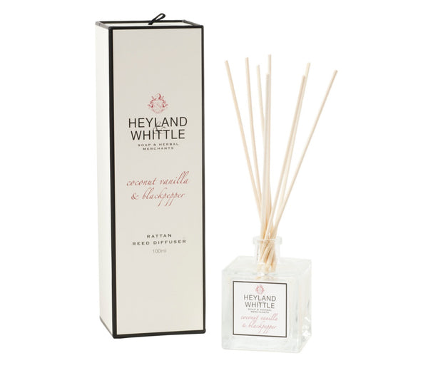 Coconut, Vanilla & Blackpepper Reed Diffuser