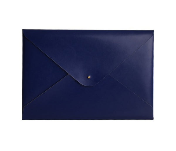 File Folder. Navy Blue