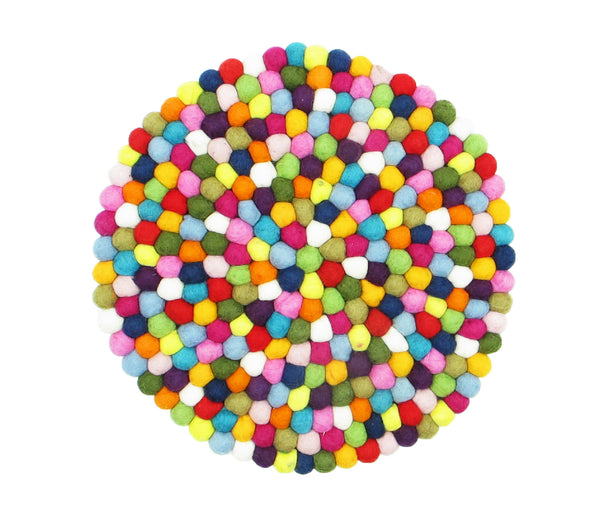 Freckle Ball Mat