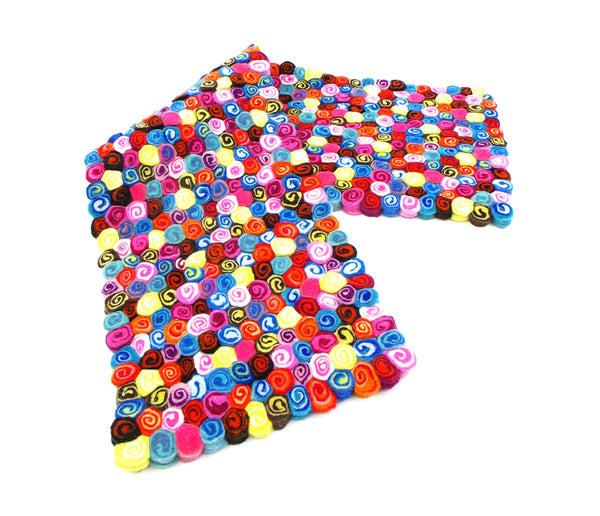 Lollipop Table Runner