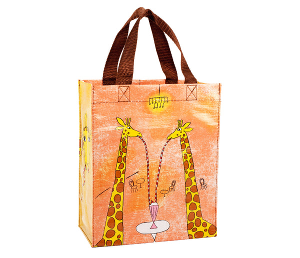 Giraffes Are Good People Handy Tote QA379