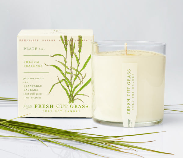 Seeds - Fresh Cut Grass Candle
