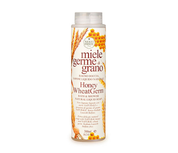 Honey & Wheat Germ Shower Gel