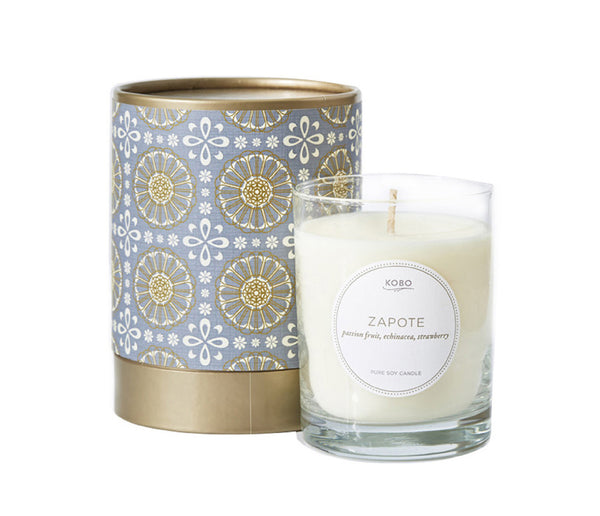 Zapote Candle