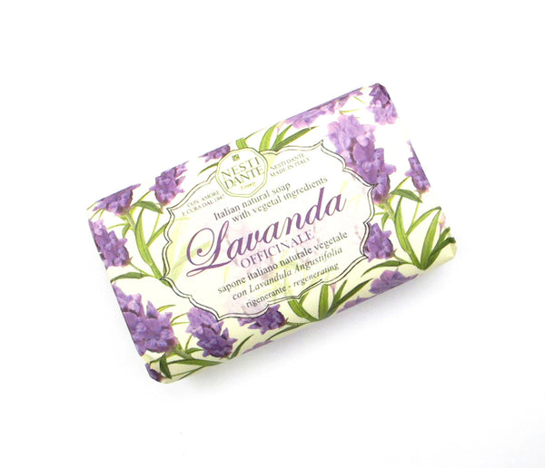 Lavanda. Officinale Soap
