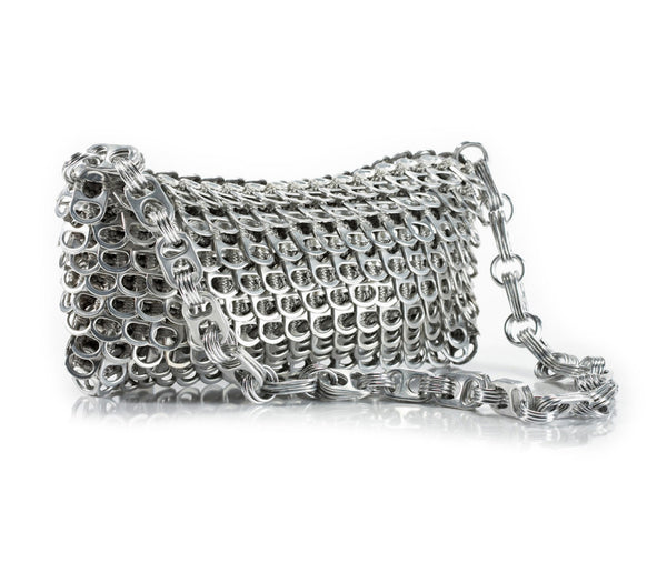 Lenilda. Metallic Evening Bag