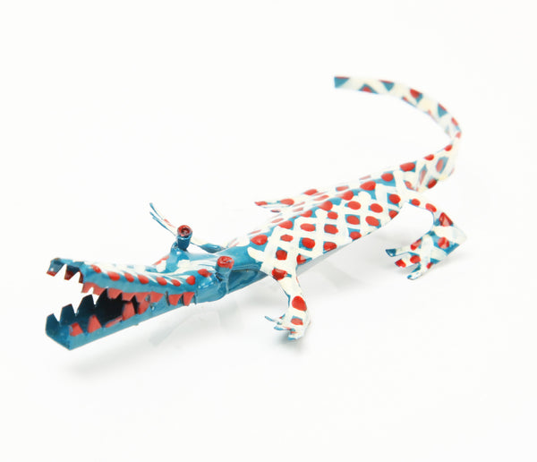 Little Tin Crocodile