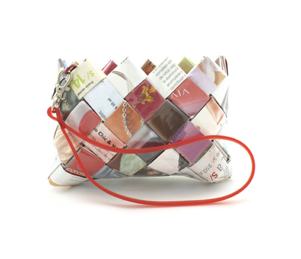 Coin Purse - Magazine