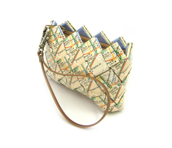 Coin Purse - NYC Subway Map