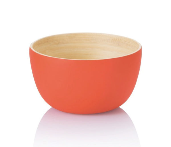 "4.5"" Mini Me Bowl. Burnt Orange"