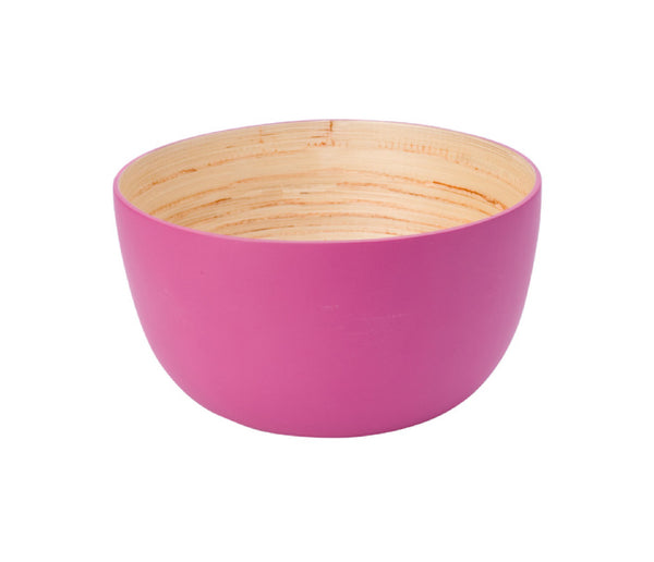 "4.5"" Mini Me Bowl. Fuchsia"