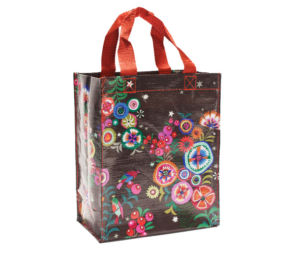 Pretty Print Handy Tote