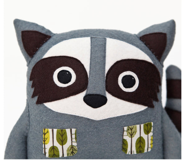 Edmund the Raccoon