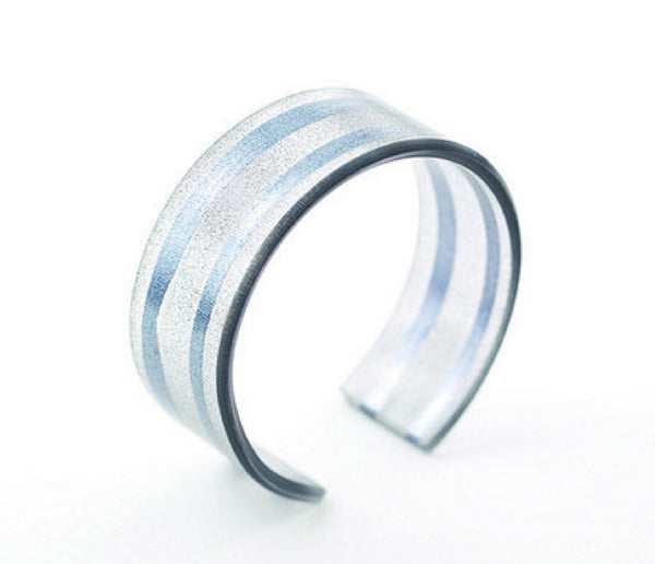 Tempo Ice Narrow Cuff