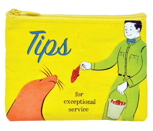 Tips Coin Purse