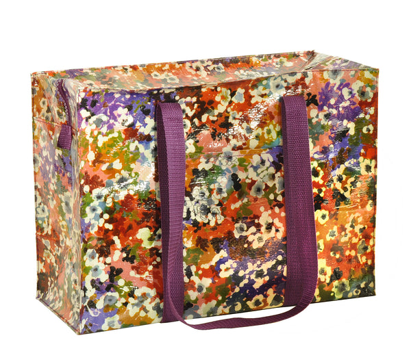 Wildflower Shoulder Tote QA633