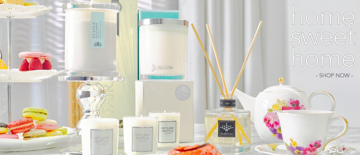 Luxurious Home Fragrance