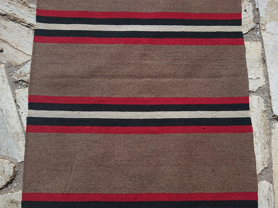 striped kilim rug, special rug, traditional rug, 2.7 x 11.10 ft , runner rug, kitchen rug , hallway rug, corridor rug, decorative #TR0059