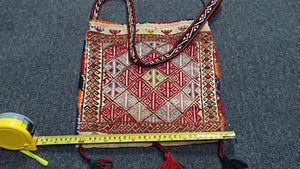 Anatolian Turkish Nomadic  Original Bridal Bag in 1910