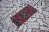 rug pad, area rugs, turkey rug, floor rugs, home rugs, 1.9 x 3.5 ft , turkish rug, carpets, handmade rugs, rugs, anatolian rug, boho TR2479
