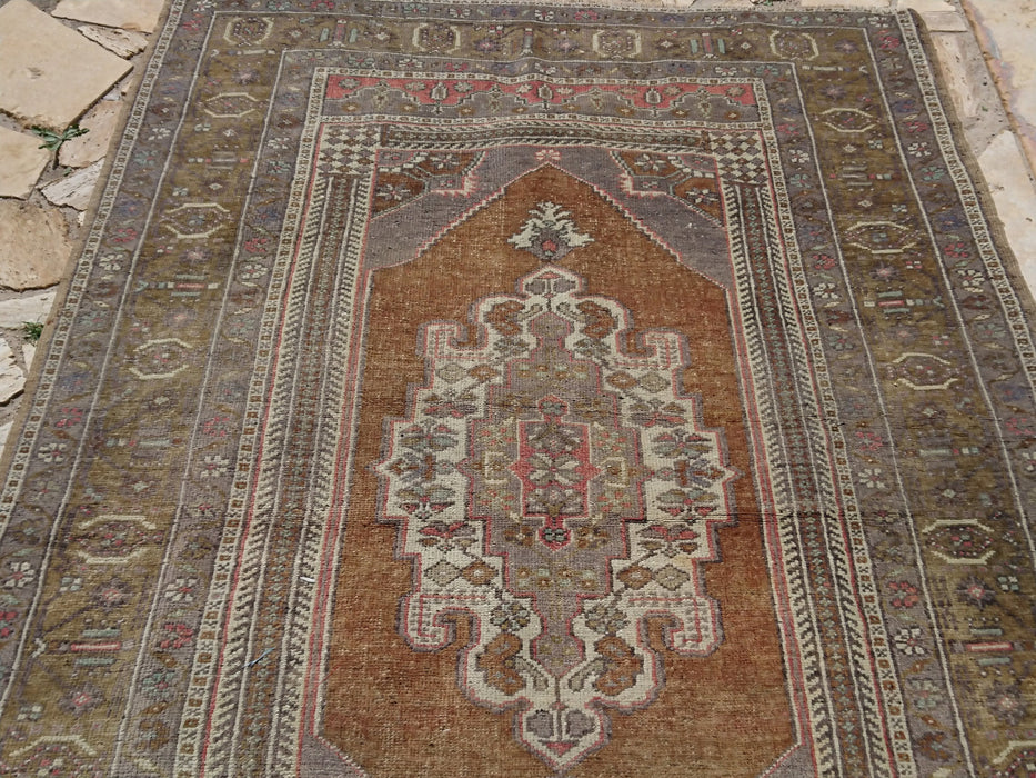 wool rugs, vintage rugs, bohemian rugs, oushak rug, 4.7 x 7.1 ft , large rug, turkish rug, home rugs, area rugs, floor rugs, handmade rugs