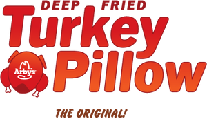Arby's Deep Fried Turkey Pillow