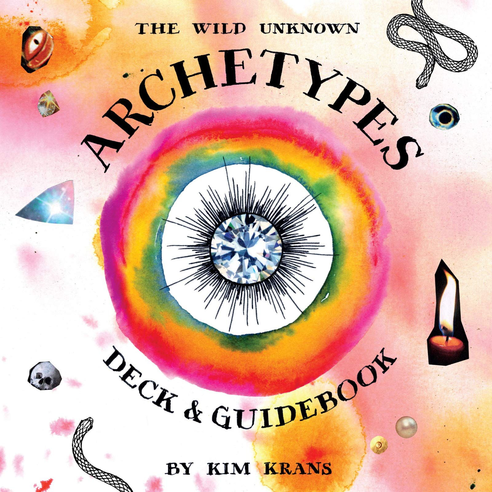 The Wild Unknown Archetypes Deck