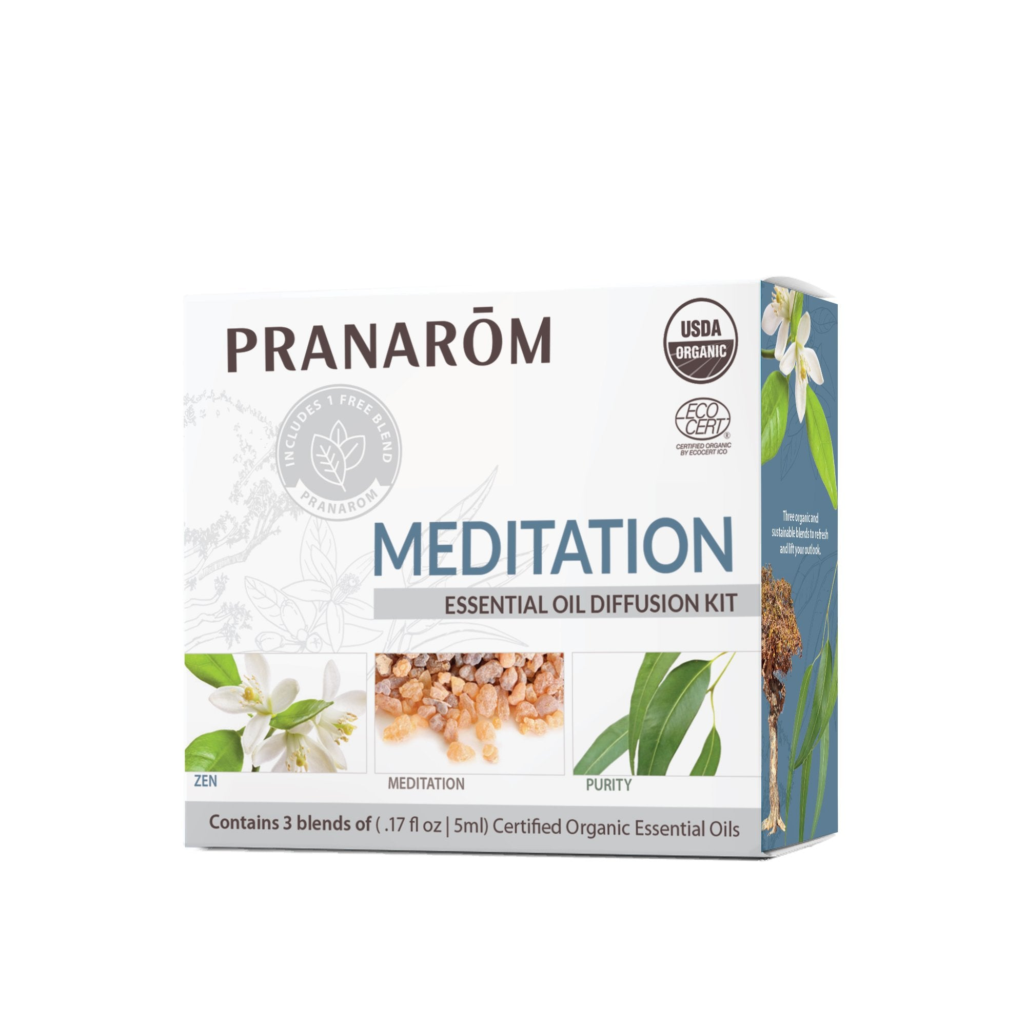 Pranarom Meditation Diffusion Kit