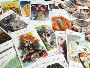 Our Tarot Guidebook + Deck