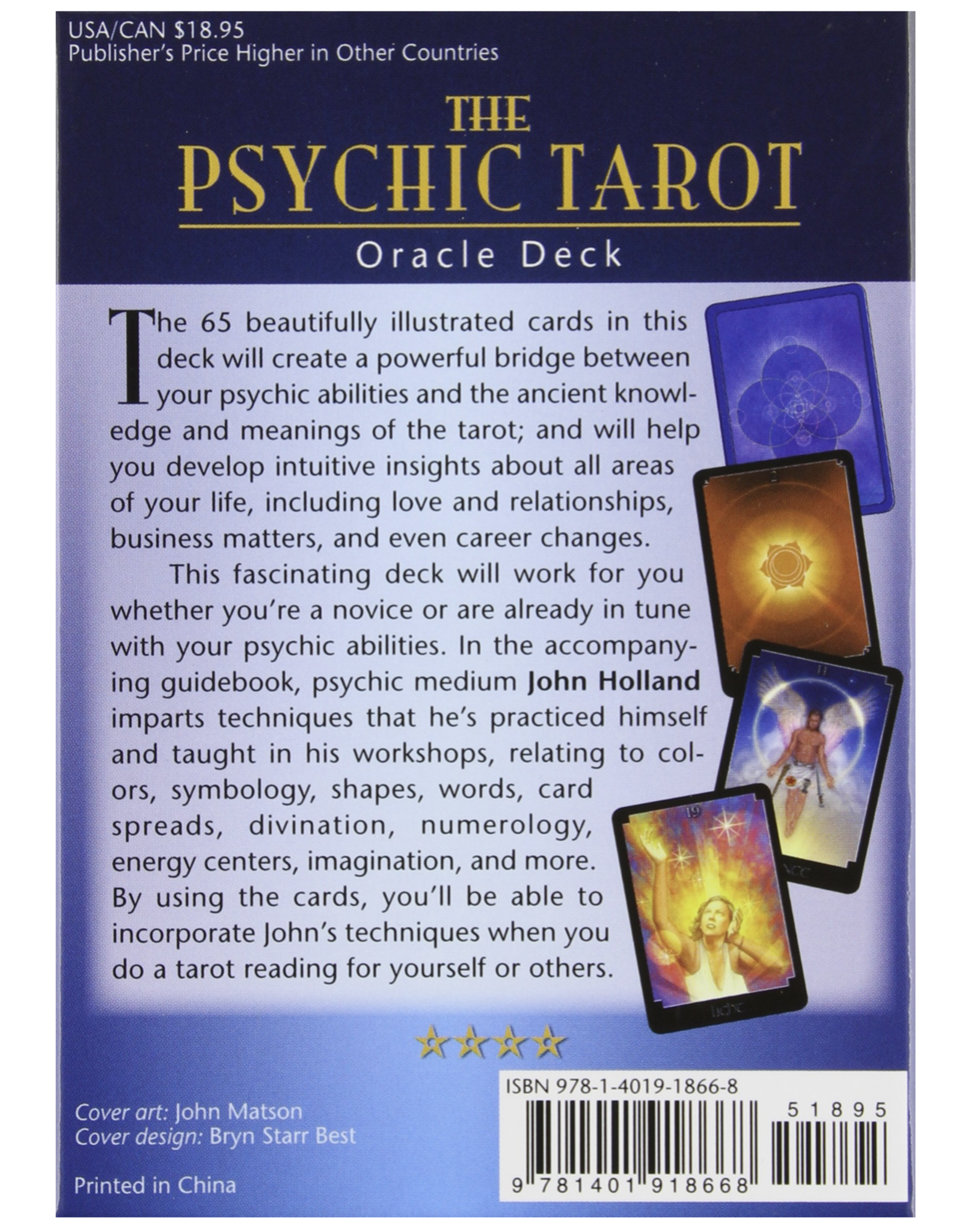 Psychic Tarot Oracle