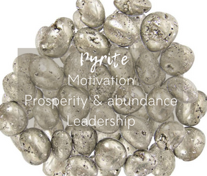Pyrite Raw Pieces