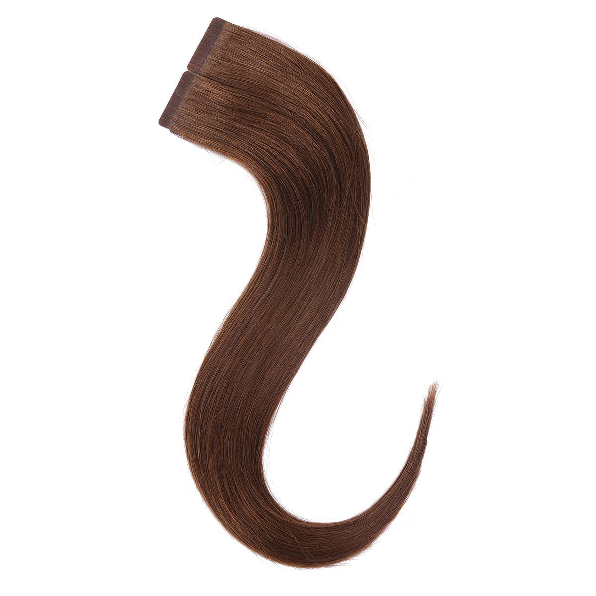Wavy Tape In Color #5 (Chocolate Brown)