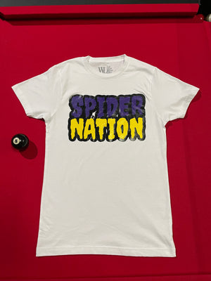 Open image in slideshow, Spider Nation T-Shirt