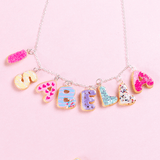 Custom Donut Name Choker