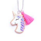Unicorn Cookie Necklace