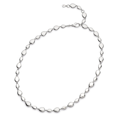 "KH Ln Coast Pebbles Linking Pebbles RP 18"" Necklace"