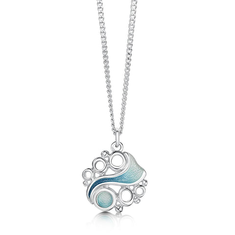 Arctic Stream Small Pendant