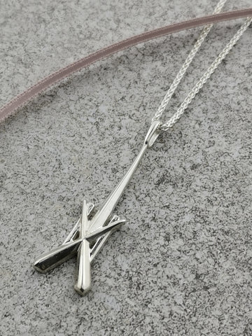 Sterling Silver St Michael's Spire Pendant