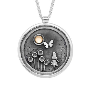 Butterfly Moon – Necklace