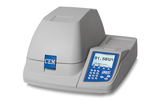 Reconditioned CEM Smart System 5 Microwave Moisture Analyzer, 50 g Capacity, 0.0001 g Readability