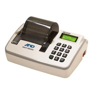 AND Weighing AD-8127 Multi-Function Printer with LCD Display